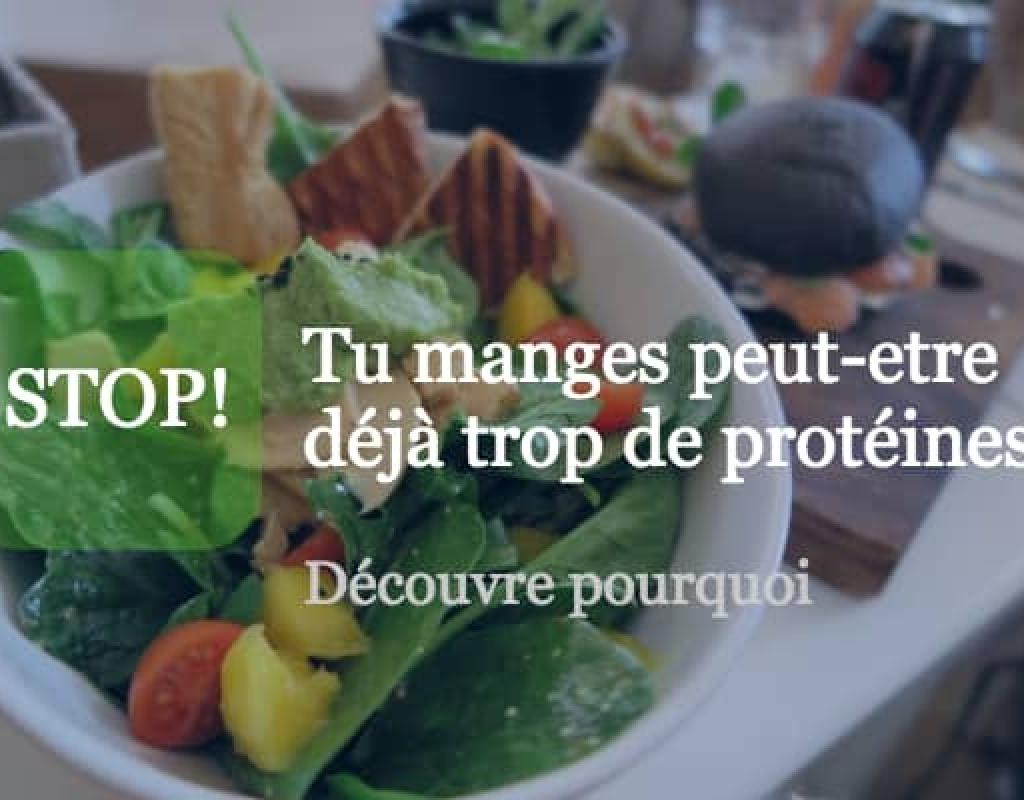 Légumes protéines