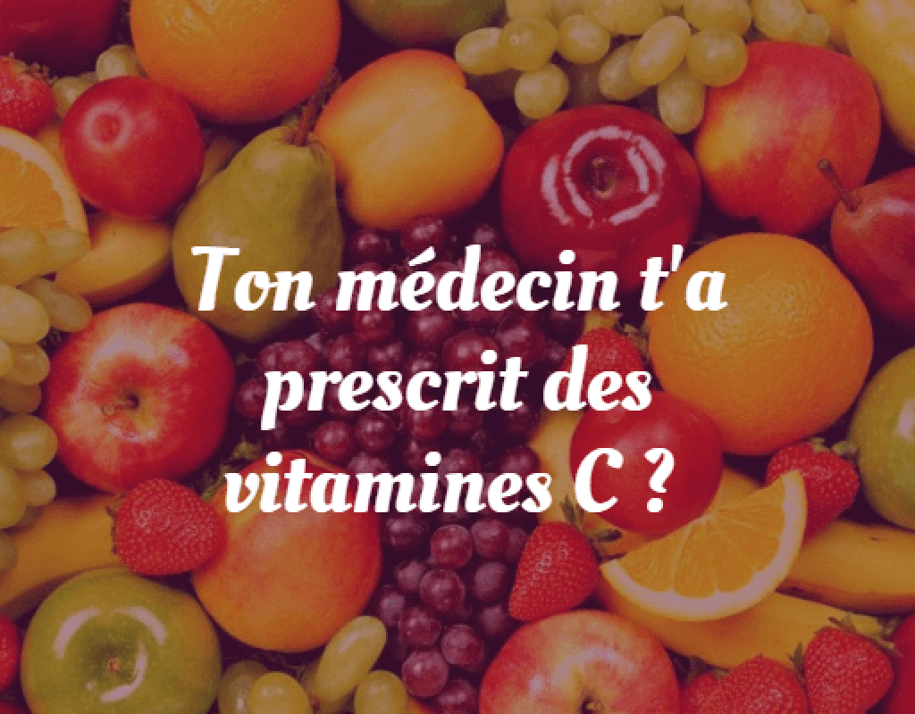 fruit vitamine C sportif
