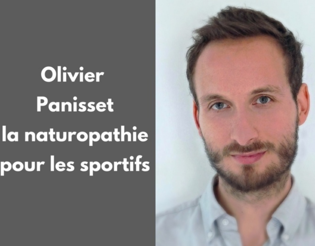 olivier panisset naturopathe pour sportif