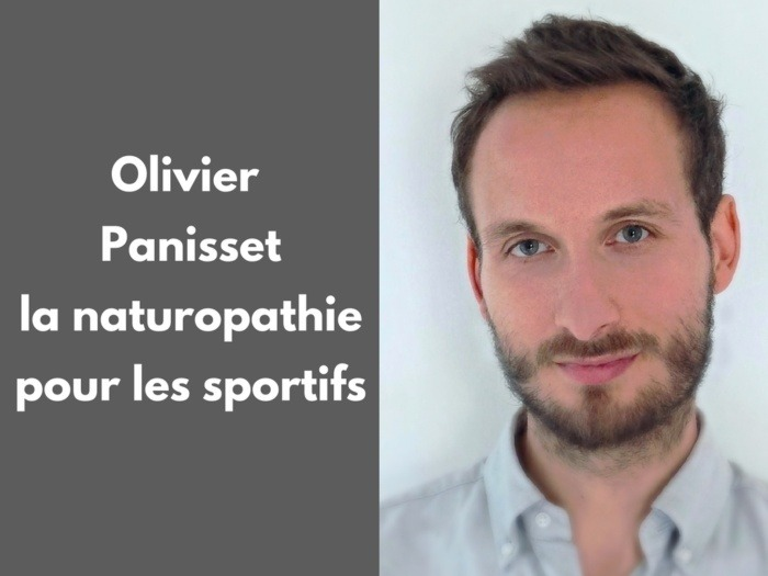 olivier panisset naturopathe pour sportif
