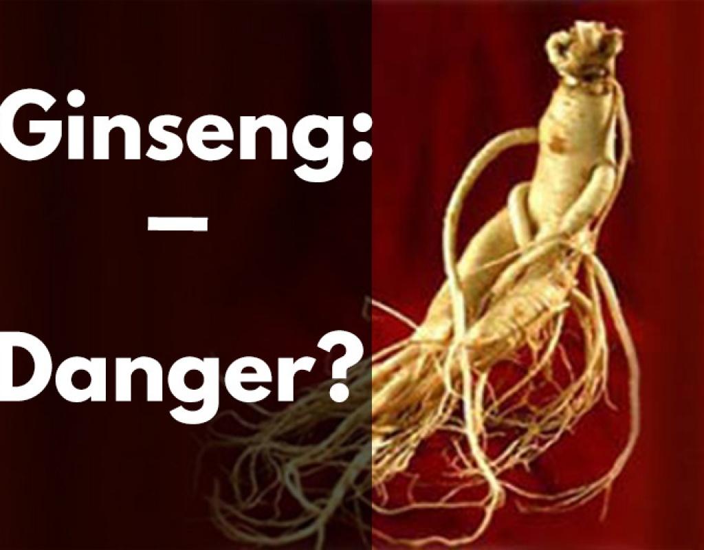 ginseng danger effets secondaires effet indésirable