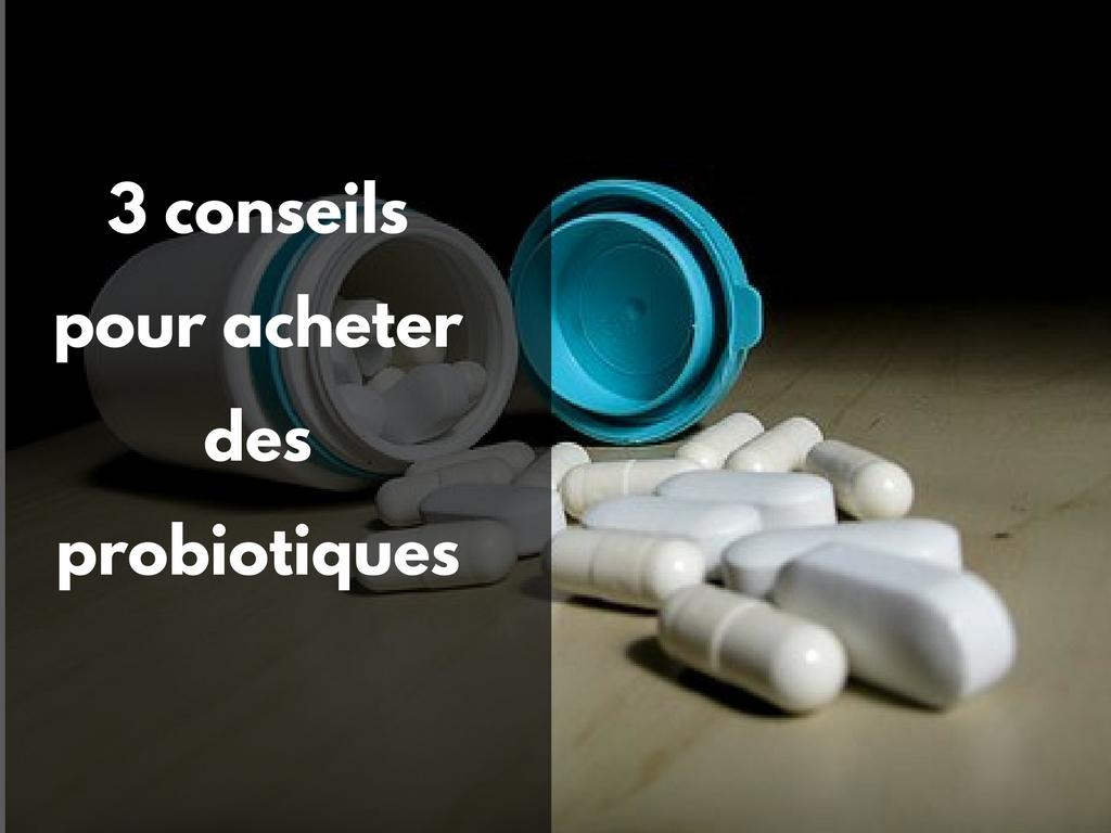 acheter probiotiques compléments
