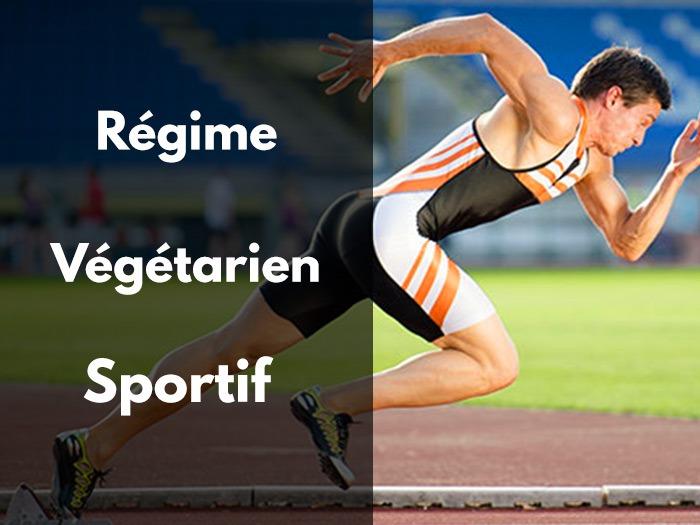 végétarien, sport, régime, protéine