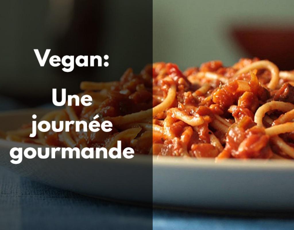 Régima vegan - 1 journée idéale et gourmande