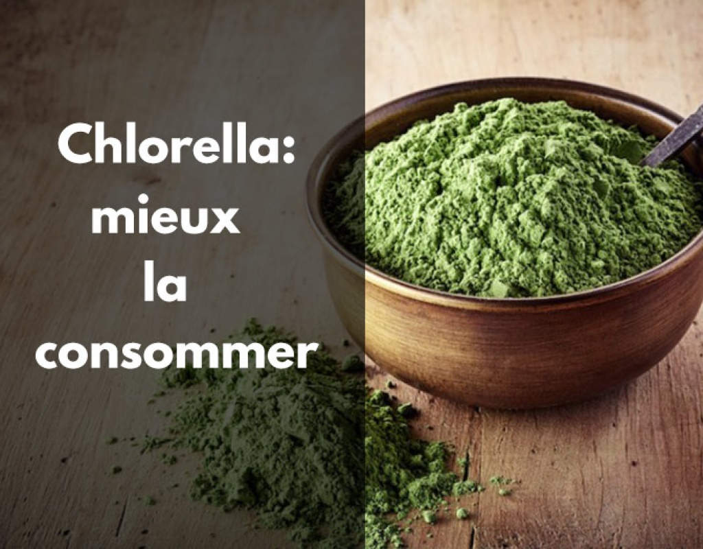 chlorella, fer, algue café, vitamine, jour, dose, dosage