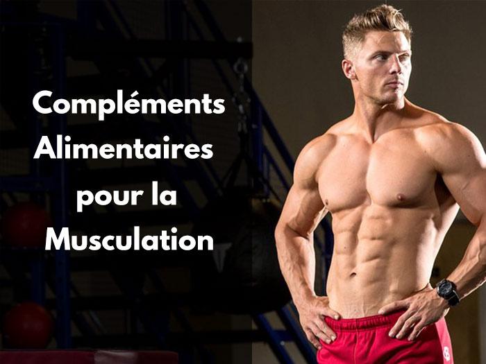 compléments alimentaires, naturels, musculation, 2018