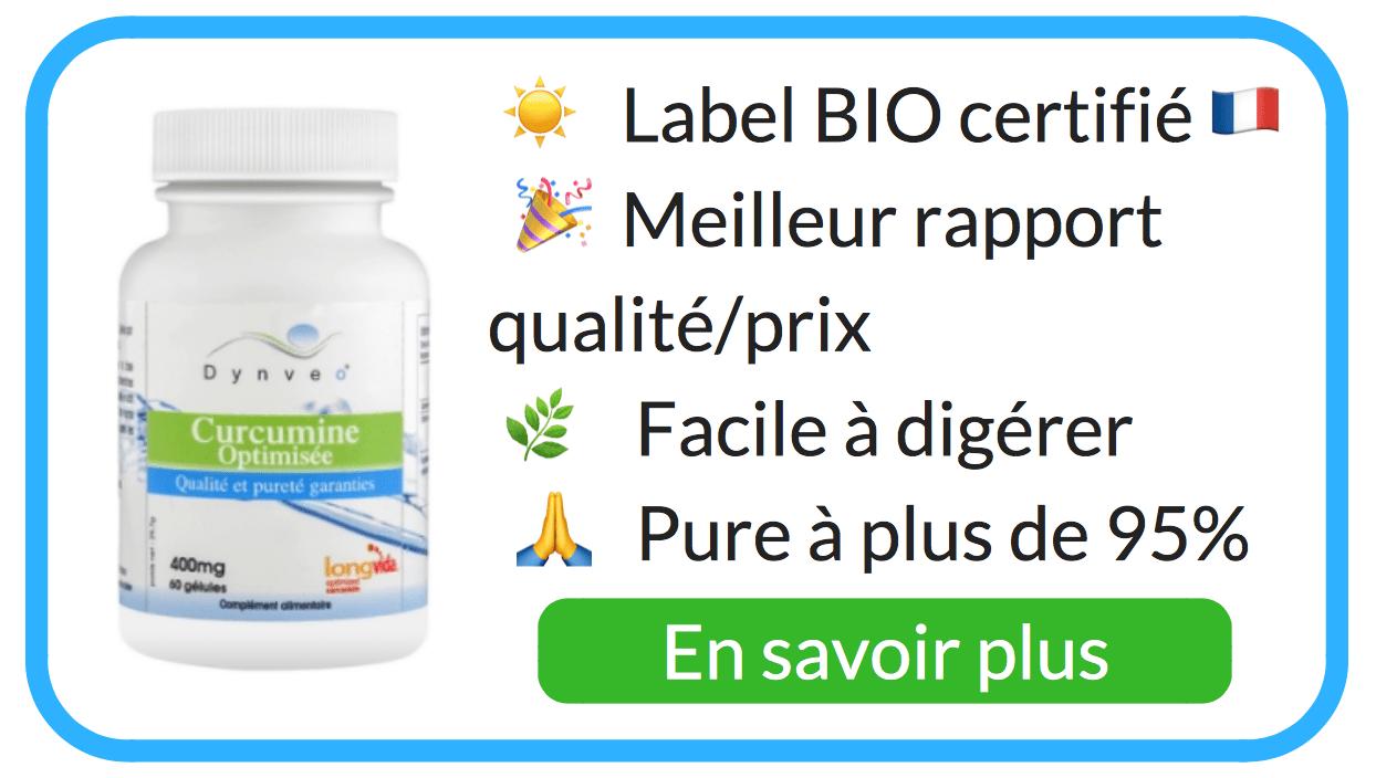 acheter curcumine bio