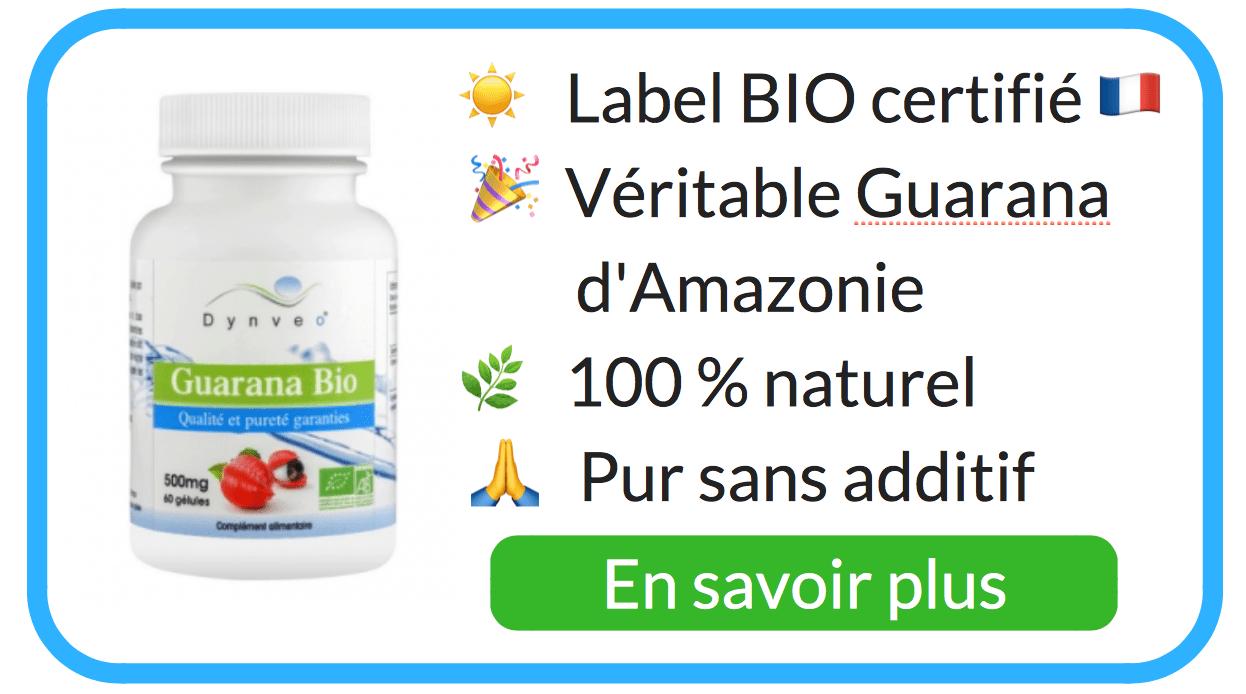 acheter guarana bio