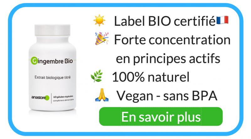 gingembre bio gellule