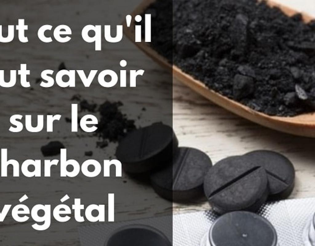 Charbon vegetal actif active guide