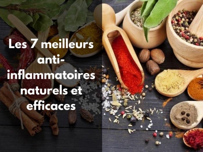 Quel est le meilleur anti inflammatoire naturel contre la douleur de dos ?