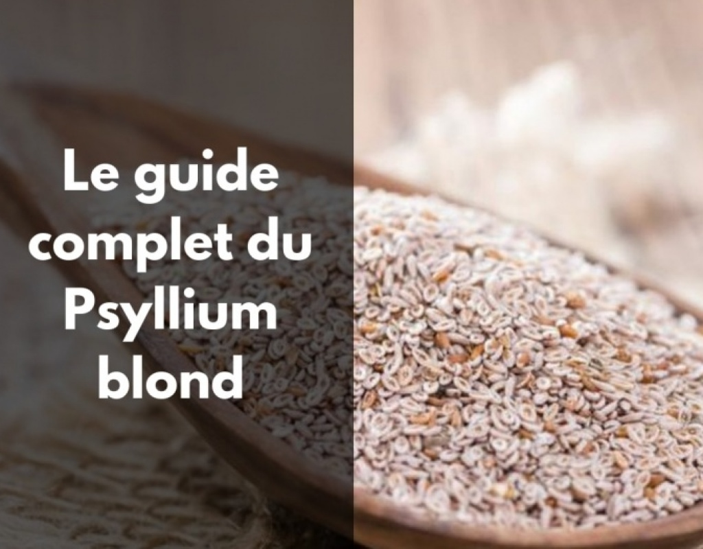 Les effets du psyllium blond, un laxatif naturel.
