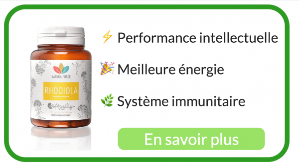rhodiola bienfaits avis acheter bio naturaforce-min
