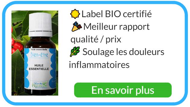 Où acheter de l'huile de gaulthérie de qualité ?