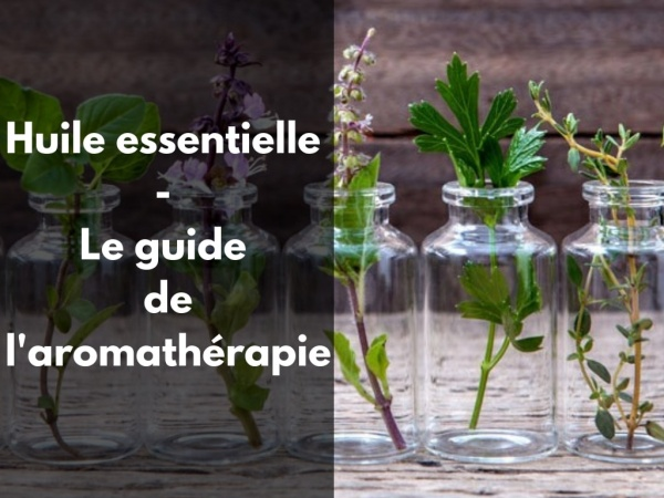 Aromathérapie : comment utiliser une huile essentielle ?