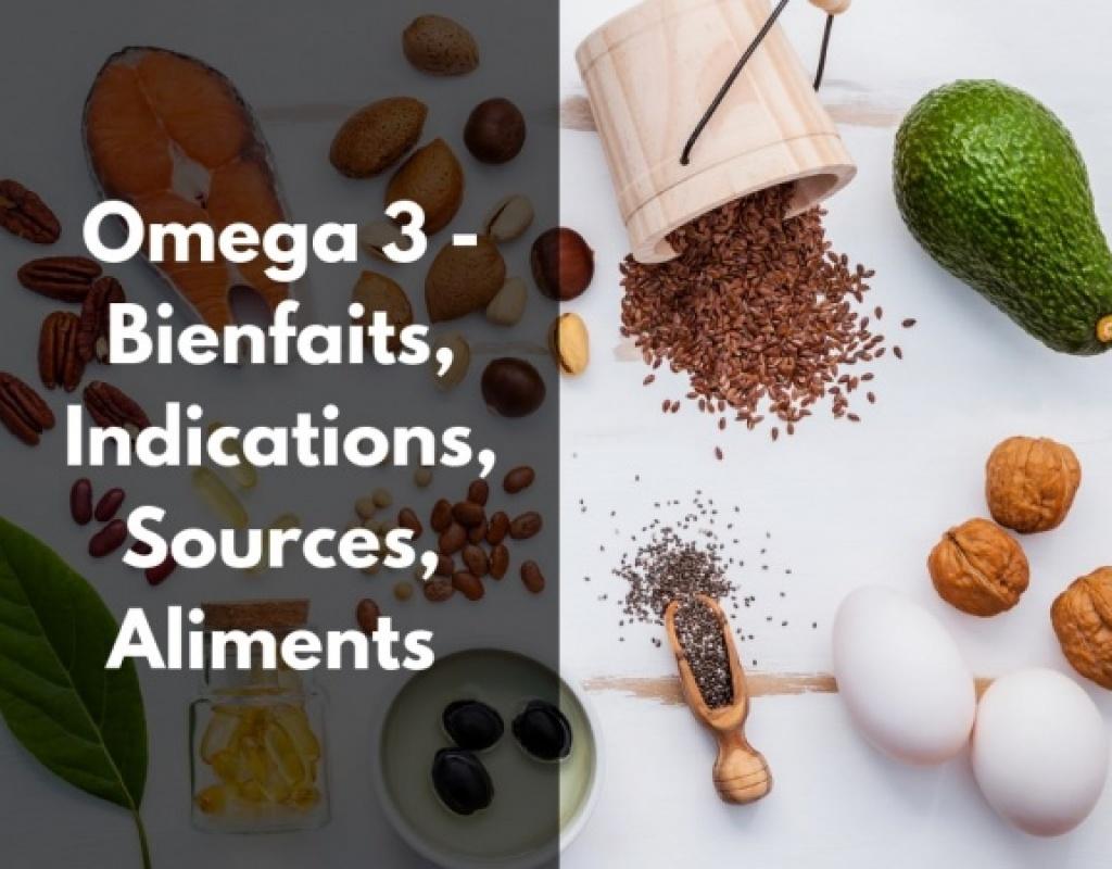 Quelles sont les meilleures sources en oméga 3 ?