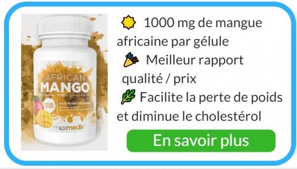 Où trouver de la mangue africaine bio ?