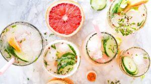 eau detox aromatisee