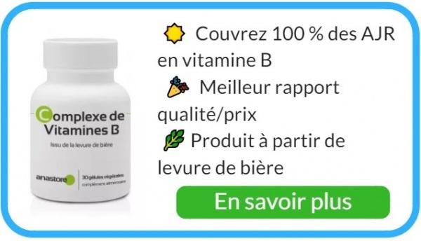 Où trouver de la vitamine B9 ?