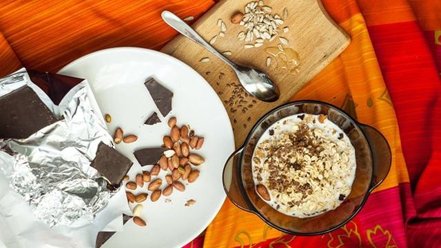 Recette de bowl cake healthy