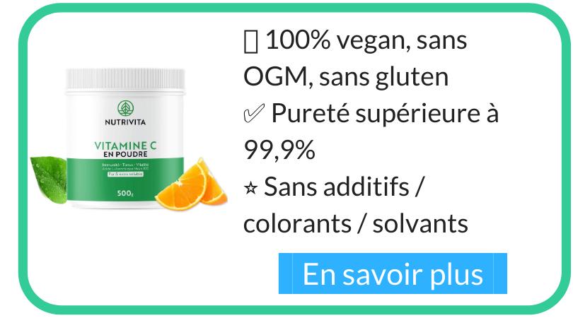 Comment choisir sa vitamine C en poudre ?