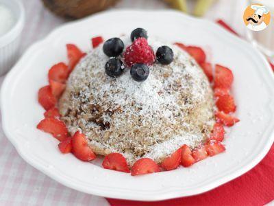 bowl cake coco
