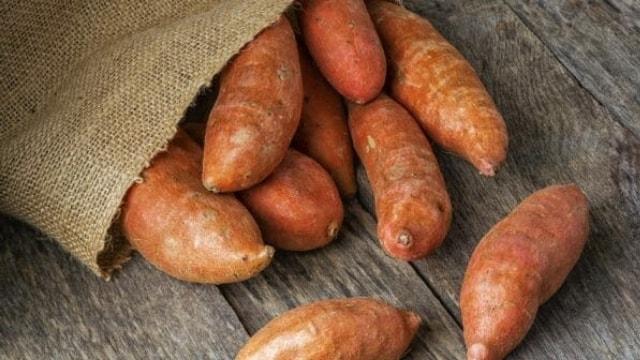 Les bienfaits de la farine de patate douce en musculation
