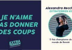 Alexandra Recchia podcast extraterrien